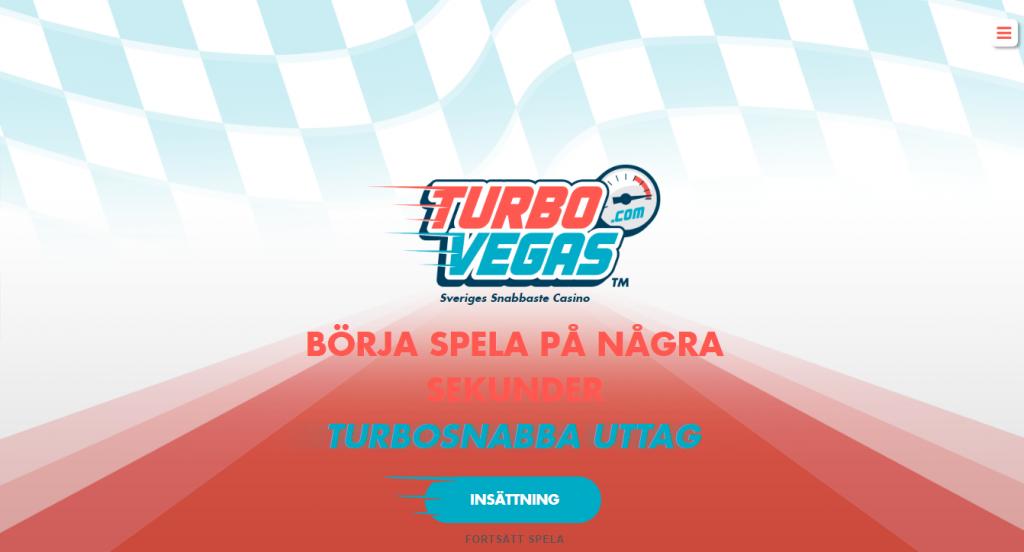 TurboVegas Bonus