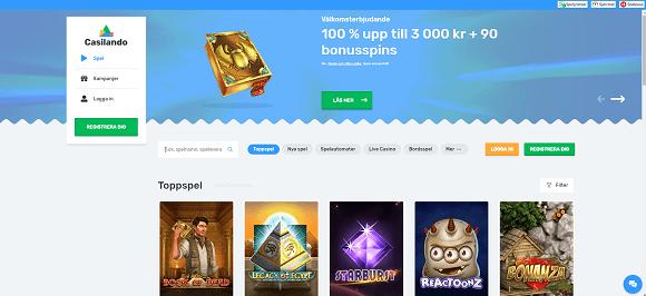 Casilandp bonus