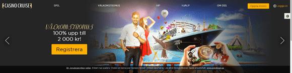 Casino Cruise bonus