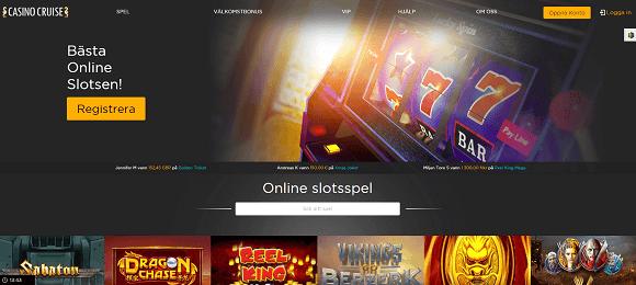 Casino cruise spel
