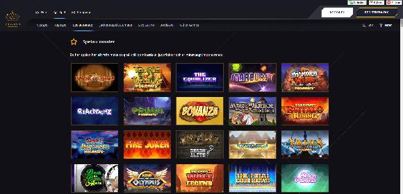 21 Casino spel