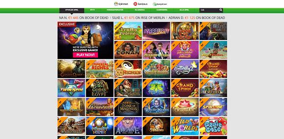 CasinoLuck Spel