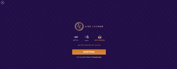 Live Lounge Bonus